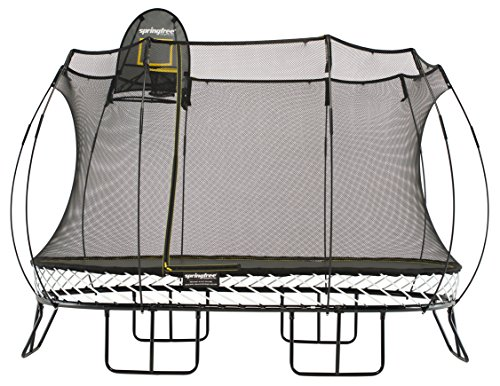 The Best Trampoline with Enclosure Review Guide 2019 | My