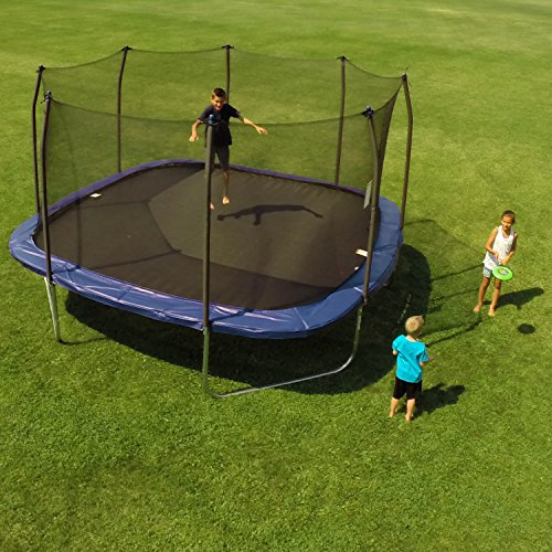 Getting Trampoline Springs Off: The Best Trampoline With Enclosure Review Guide 2019