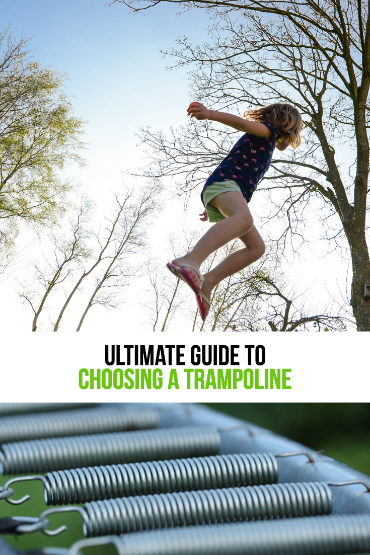 Best Trampolines | Guide to choosing the right backyard trampoline for your kids