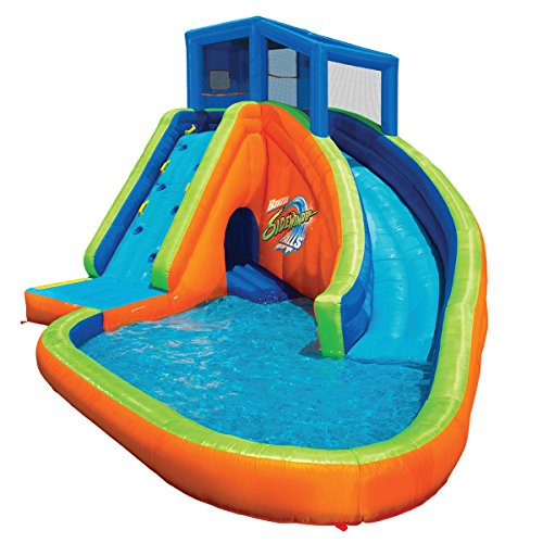 Inflatable Water Slide With Price: Best Inflatable Water Slides Reviewed For 2019