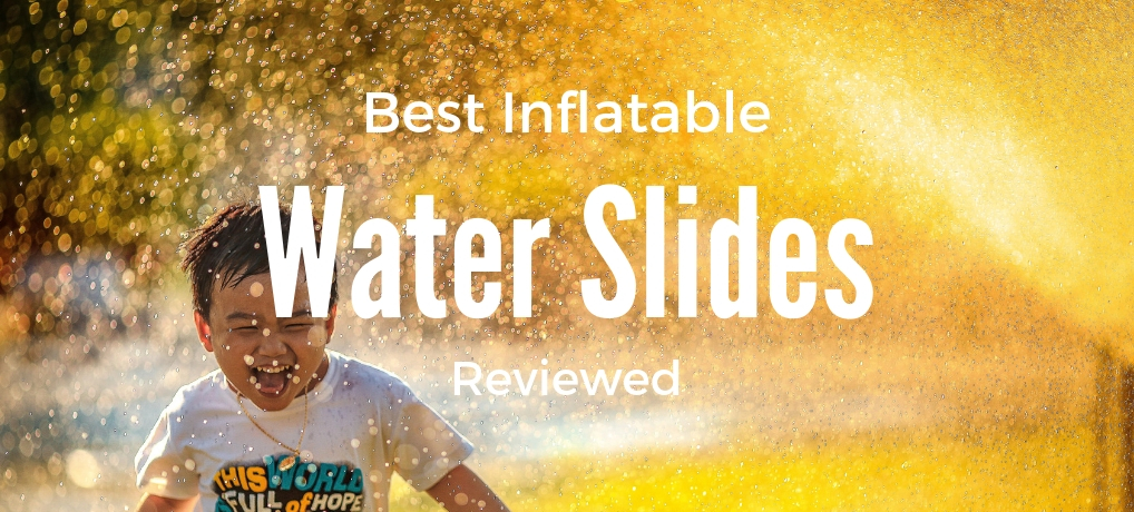 Best Inflatable Water Slides Review Guide 2021