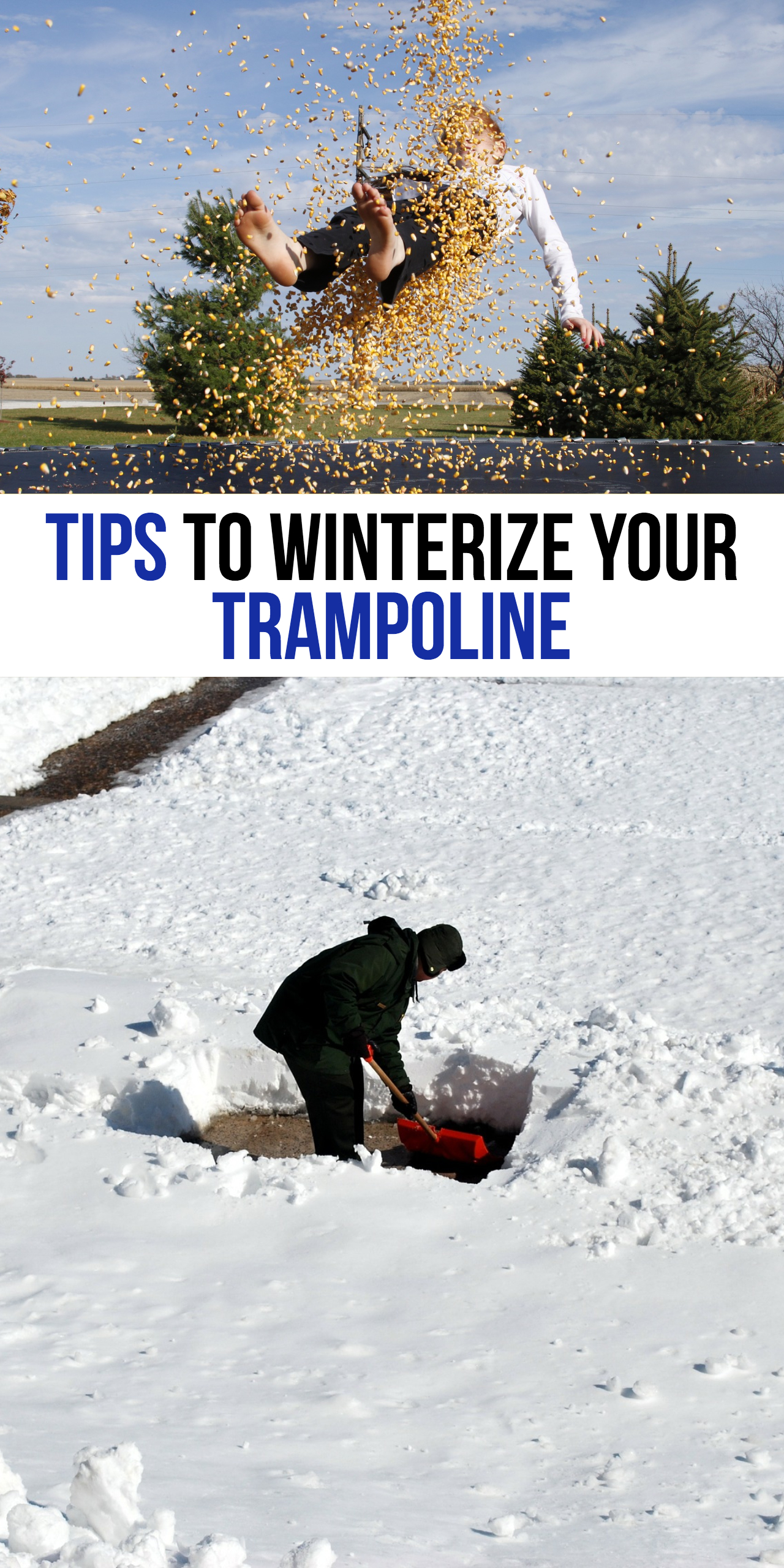 Trampoline Winterize | Trampoline Winter Cover | Trampoline Winter Care | Trampoline Winter Storage | Trampoline Tips | Winterize Trampoline | #trampoline