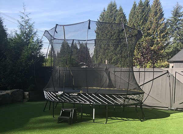 best trampolines to buy - The Best Trampoline With Enclosure Review Guide 2018 My Trampoline
