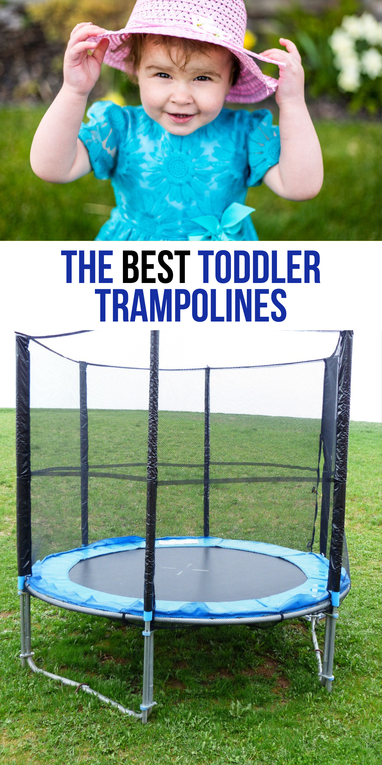 Mini Trampoline Kids | Best Toddler Trampoline | Mini Trampoline Ideas | Toddler Trampoline Little Tykes | #trampoline