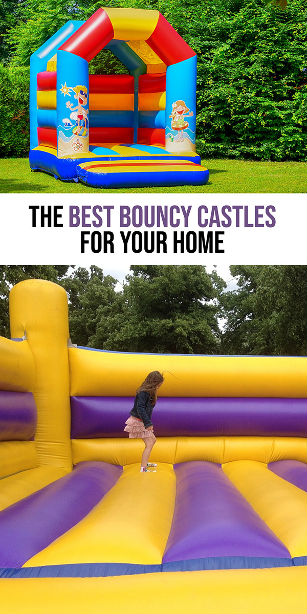 bounce house | Best bouncy castles for home | Backyard bouncy castle | Backyard birthday Bounce House | bouncy castle party