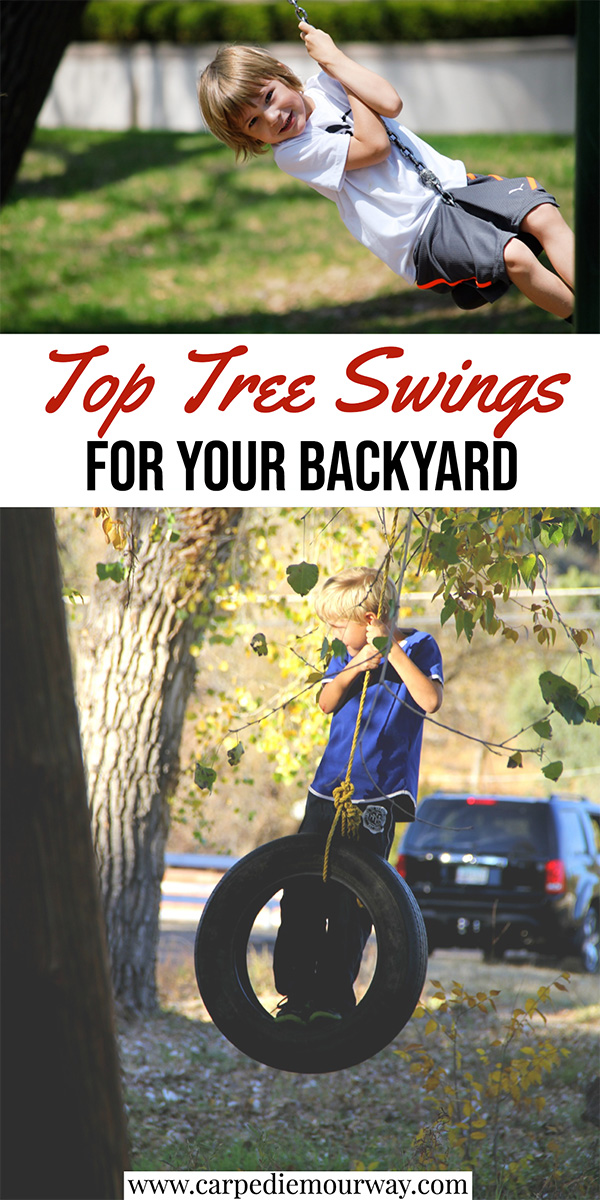 best tree swing for kids