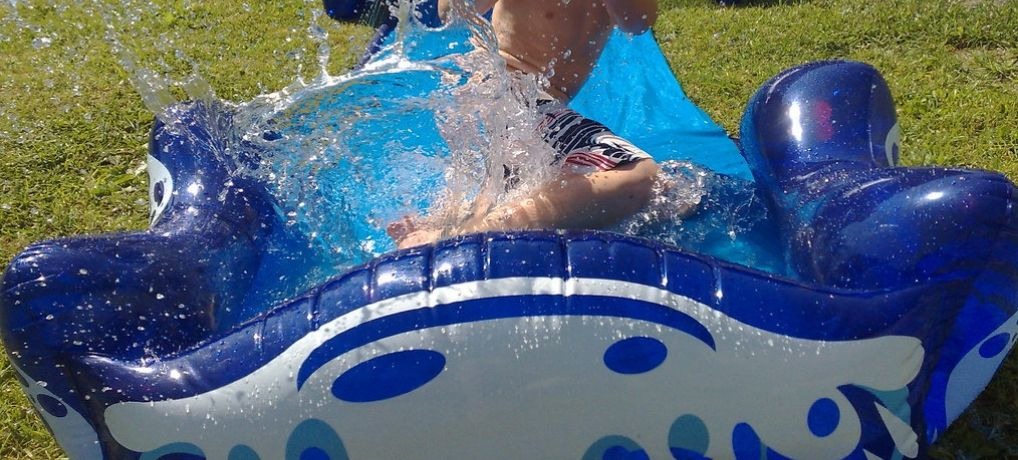 Accessories for Inflatable Water SLides
