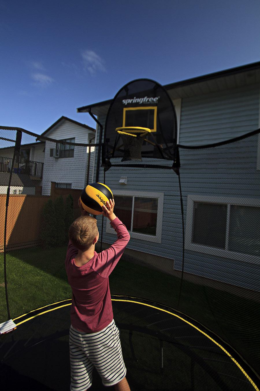 Springfree Basketball Hoop