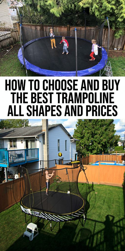 Top trampoline reviews for 2021 including the safest brands and the best rated models.