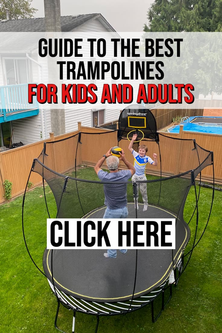 Best Trampoline Guide