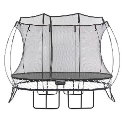 This is the best springless trampoline for sale in the market in 2021.