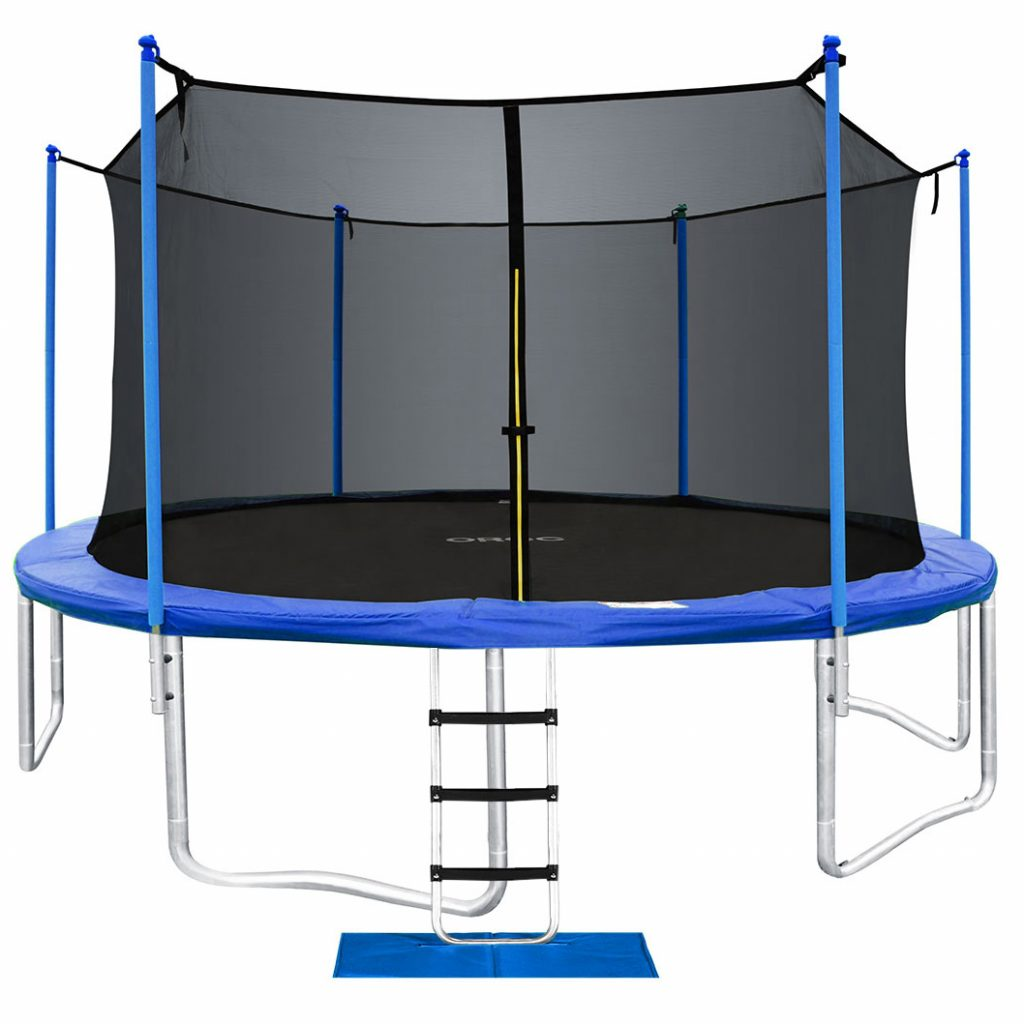 Round Trampoline by ORCC.